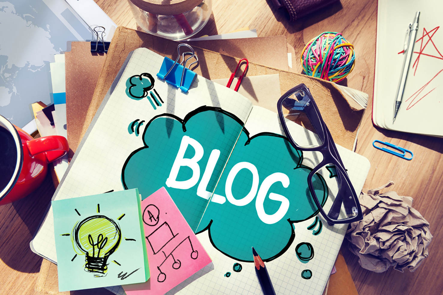 Blog Me If You Can