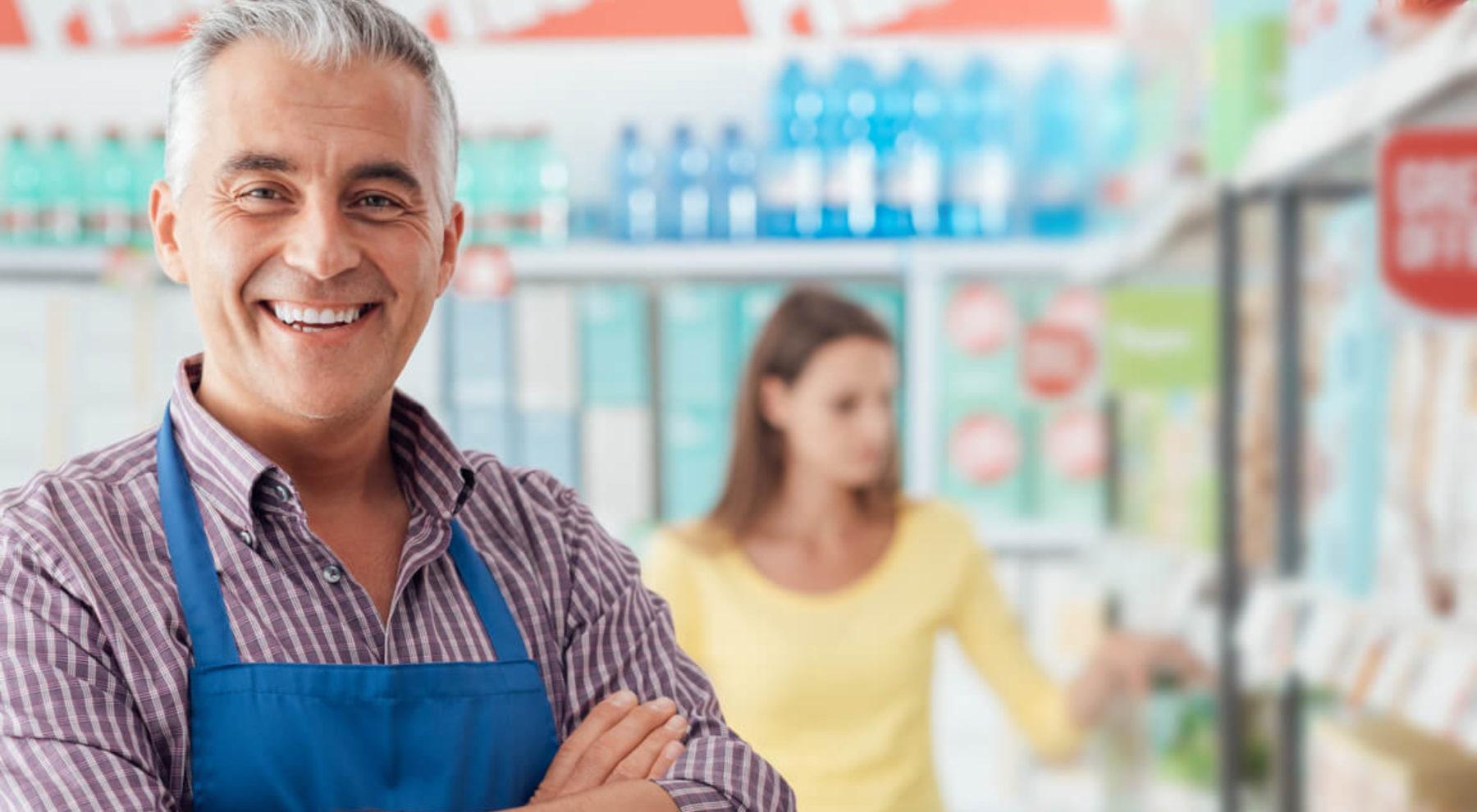 Seu Devanir, um especialista em Customer Experience nos anos 80